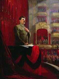 Ww2 Propaganda Posters, Communist Propaganda, Military Art, Military History, Tsar Nicolas Ii, Joseph Stalin, Social Realism, Russian Revolution, Soviet Art