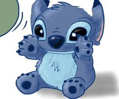 Look at the baby stitch