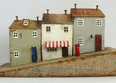 Dům na Asole od britského umělce - Spravedlivé Masters - ruční práce, ruční práce