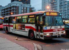 TTC 7207, a 1996 Nova Bus .