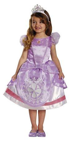 Sofia Dlx Toddler Costume