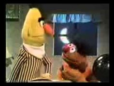 Sesame Street - Bert and Ernie - Ernie Prepares for His Bath - YouTube