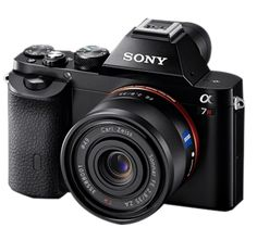 The Sony Alpha 7R