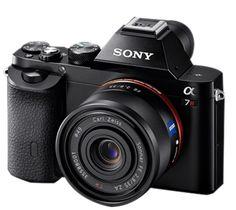 The Sony Alpha 7R
