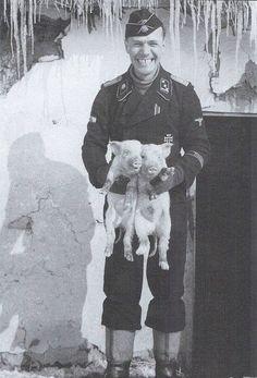 "SS Obersturmführer (lieutenant ) 3rd SS Panzer Division ""Totenkopf"". Presumably…"