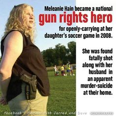 94 percent of murdered women are killed by a man that they know. The NRA works to convince women that they are safer with guns in the home.  This is factually false.