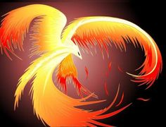 How to Draw A Phoenix,  Step by Step,  FREE Online Drawing Tutorial
