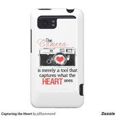 Capturing the Heart HTC Vivid / Raider 4G Cover