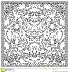 complicated coloring pages for adults bing images - Complicated Coloring Pages