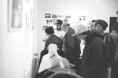 "Vernissage zur ""Pen&Paper"" Collection von #GRANDPUZZLE #grandpuzzleXisenhoff"