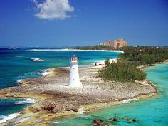 Paradise island, Naussa Bahamas
