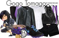Disney Bound - Gogo Tomago (Big Hero 6) http://disneybound.tumblr.com/