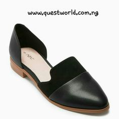 Black Next almond two part shoes Size 7/41 #10000 Enter QWFREEDELIVERY @ checkout! Www.questworld.com.ng Pay on delivery in Lagos.Nationwide Delivery