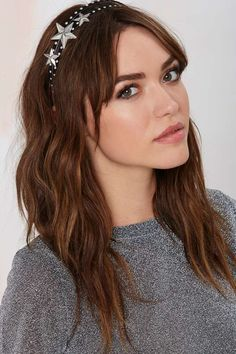 Starry Night Studded Headband