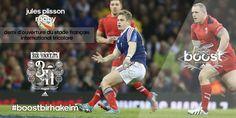 #boostbirhakeim - Bienvenue Jules Plisson - Adidas©