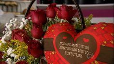Hora 1 - Flores estão em alta entre as opções de presentes para os apaixonados