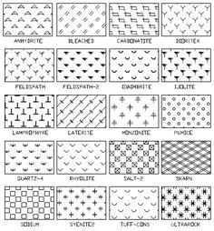 AutoCAD Hatch Patterns Preview Page | CAD Hatch Patterns Preview | 100+ AutoCAD Hatch Patterns