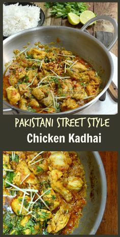Are looking for a nice diet of chicken curry? Here are some of the best 3 chicken curry recipes you may want to eat it. Halal Recipes, Curry Recipes, Indian Food Recipes, Healthy Recipes, Indian Foods, Indian Dishes, Cooking Recipes, Pakistani Chicken Recipes, Pakistani Recipes