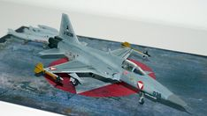 Maßstab: 1:72   Einzelteile: 51   Länge: 200mm   Spannweite: 112mm Tiger Ii, Us Navy, Air Force, Scale Models, Austria, Airplane, Fighter Jets, Aircraft, Usa