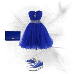 A fashion look from October 2015 by abicadabi-187 featuring Converse y Chanel