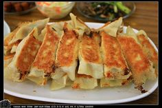 pan fried dumplings Read Recipe by okndokmaiAli Indian Food Recipes, Asian Recipes, Indian Snacks, Savoury Recipes, Chinese Recipes, Pan Fried Dumplings, Taiwanese Cuisine, Taiwan Food, Barbecue Recipes