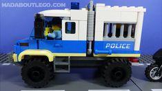 LEGO City Police Prisoner Transport 60276. Lego City Police, Tow Truck, Prisoner, Transportation