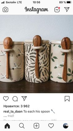 Home Deco ceramic pottery Stoneware Clay, Ceramic Bowls, Ceramic Pottery, Ceramic Art, Slab Pottery, Pottery Vase, Ceramic Mugs, Keramik Design, Arts And Crafts