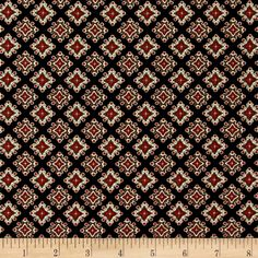 Caravan Diamond Foulard Black/Terracotta from Designed by Jennifer Young for Benartex, this cotton print is perfect for quilting, apparel, and home decor… Fabulous Fabrics, Terracotta, Caravan, Accent Decor, Fabric Design, Quilts, Diamond, Rust, Maps