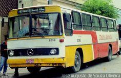 Ônibus da empresa Viação Santo Antônio e Turismo, carro 2236, carroceria Mercedes-Benz Monobloco O-364, chassi Mercedes-Benz O-364. Foto na cidade de Barra do Piraí-RJ por José Augusto de Souza Oliveira, publicada em 28/05/2013 00:46:00.