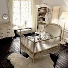Schon Post A Picture Of Your Babyu0027s Nursery/dream Nursery! : Wedding Baby Crib  Decor Decorating House Nursery Room Luxury Baby Girl Nursery Notte Fatata  By Savio ...