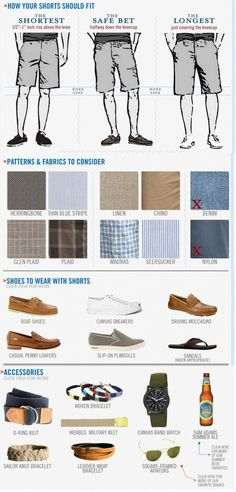 A question to all the men folk.     How Short is too Short for your Pair of Shorts?.    For the entire story join us at www.facebook.com/Styl.IncImageConsultants
