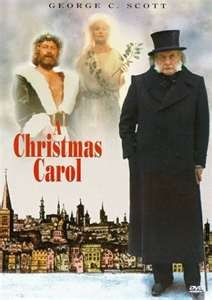 A Christmas Carol.   A holiday tradition to view.