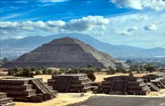 Unidentified Flying Object o Unknown Flying Object: TEOTIHUACAN: LA PIRAMIDE DEL SOLE RISCHIA DI CROLL...