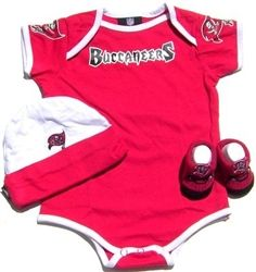 separation shoes 59af0 5cc17 tampa bay buccaneers baby jersey