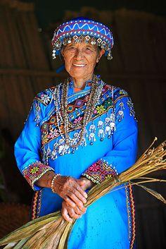 Bunun Aborigine  #Taiwan 布農族