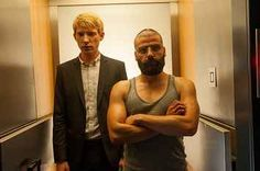 """Domhnall Gleeson y Oscar Isaac en """"Ex_Machina"""", 2015 Best Sci Fi Movie, Sci Fi Movies, Hd Movies, Movies To Watch, Movie Tv, Fiction Movies, Awesome Movies, Movies Free, Pulp Fiction"""