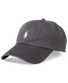 POLO RALPH LAUREN Polo Ralph Lauren Men'S Classic Chino Sports Cap. #poloralphlauren # hats, gloves