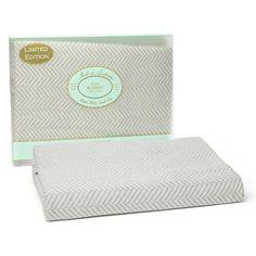 Branberry - Grey & White Herringbone Cot Blanket | Peter's of Kensington