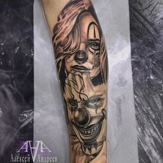 jugelowend - 0 results for tattoos Chicanas Tattoo, Clown Tattoo, Scary Tattoos, Forarm Tattoos, Dope Tattoos, Head Tattoos, Body Art Tattoos, Tattoos For Guys, Chicano Tattoos Sleeve