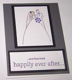 Stampin Up handmade greetin card wedding annivesary LOT