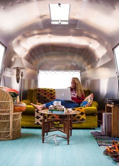 Airstream - The Life and Times of the Plume