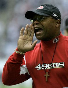 Mike Singletary~Chicago Bears  (famous Barrington residents, past and present)