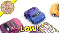 Low Riderz Die Cast Cars, How Low Do They Go!  #LowRiderz #DieCastCars #ToyCars