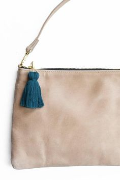 One leather interior pocket & one interior zippered pocket Botanically dyed, hand spun emerald cotton tassel, handmade in Guatemala Fully lined in solid cotton Fair Trade Fashion, Hand Spinning, Leather Interior, Leather Crossbody, Tassel, Emerald, Pairs, Pocket, Purses