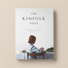 The Kinfolk Table: The Kinfolk Table puts the emphasis back into the relationships that surround eating. Let the people sharing your dinner table be the foreground and superficial details such as fancy recipes and table decorations can fade into the background. One-third cookbook, one-third narrative tale and one-third international adventure, The Kinfolk Table is a collection of 85 delectable recipes spread over nearly 400 pages from creative types around the world. Filled with gorgeous…