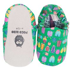 Bugs Mini Shoes | Poco Nido