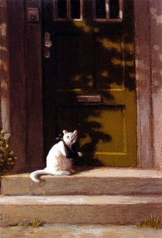 balthus cat