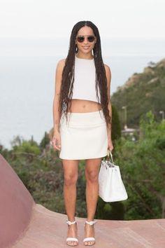 Celebrity Trend – All White for Summer