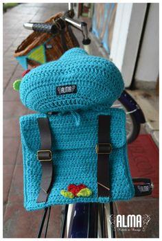 PONLE ALMA A TU BICICLETA Accesorios de Invierno para tu bici!!! En los colores que quieras!!! contacto@almataller.cl