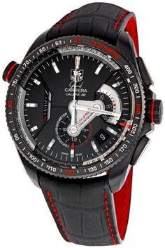 Tag Heuer Grand Carrera Mens Watch CAV5185.FC6237